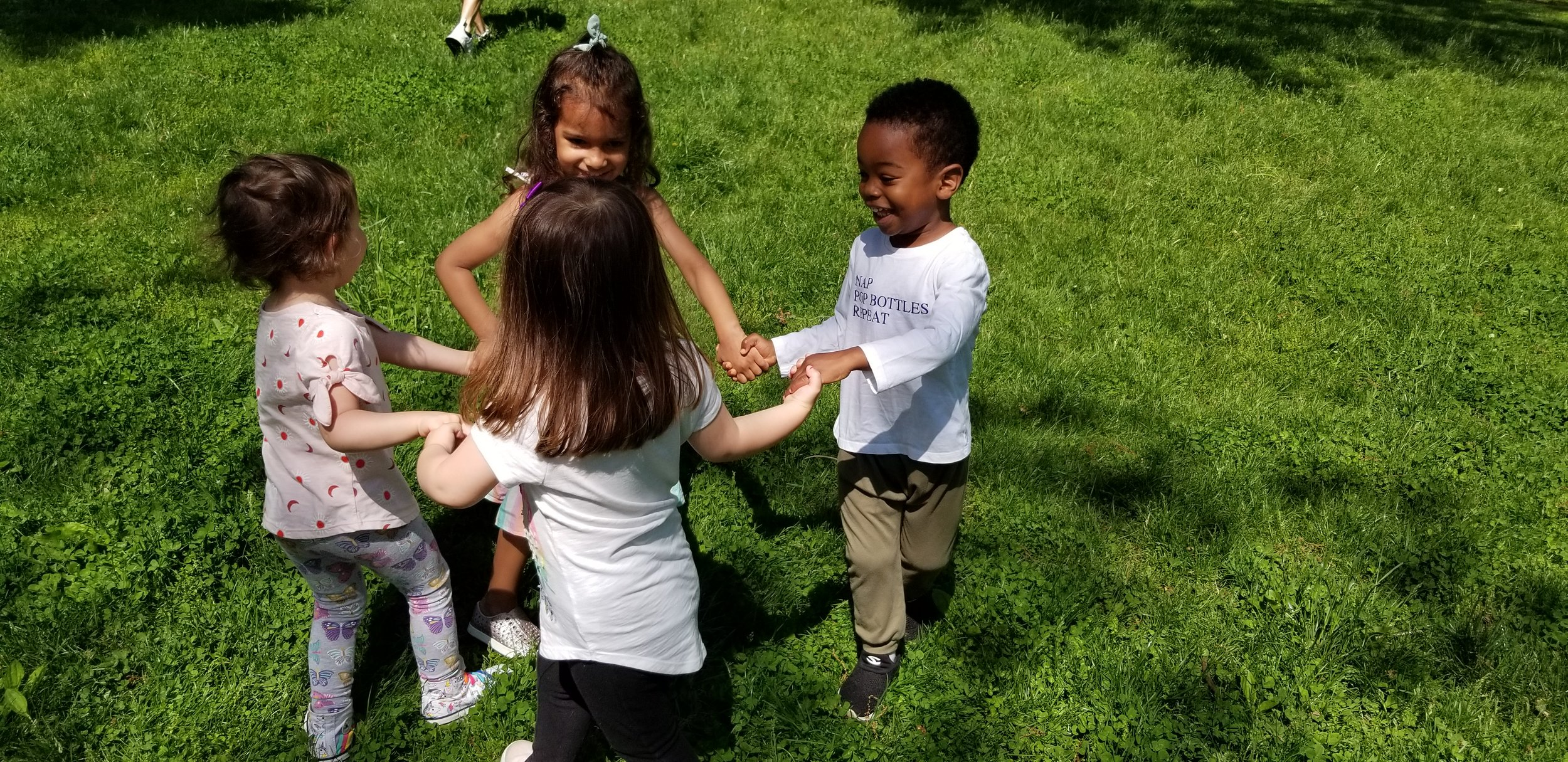 Ring around the Rosie with Classmates