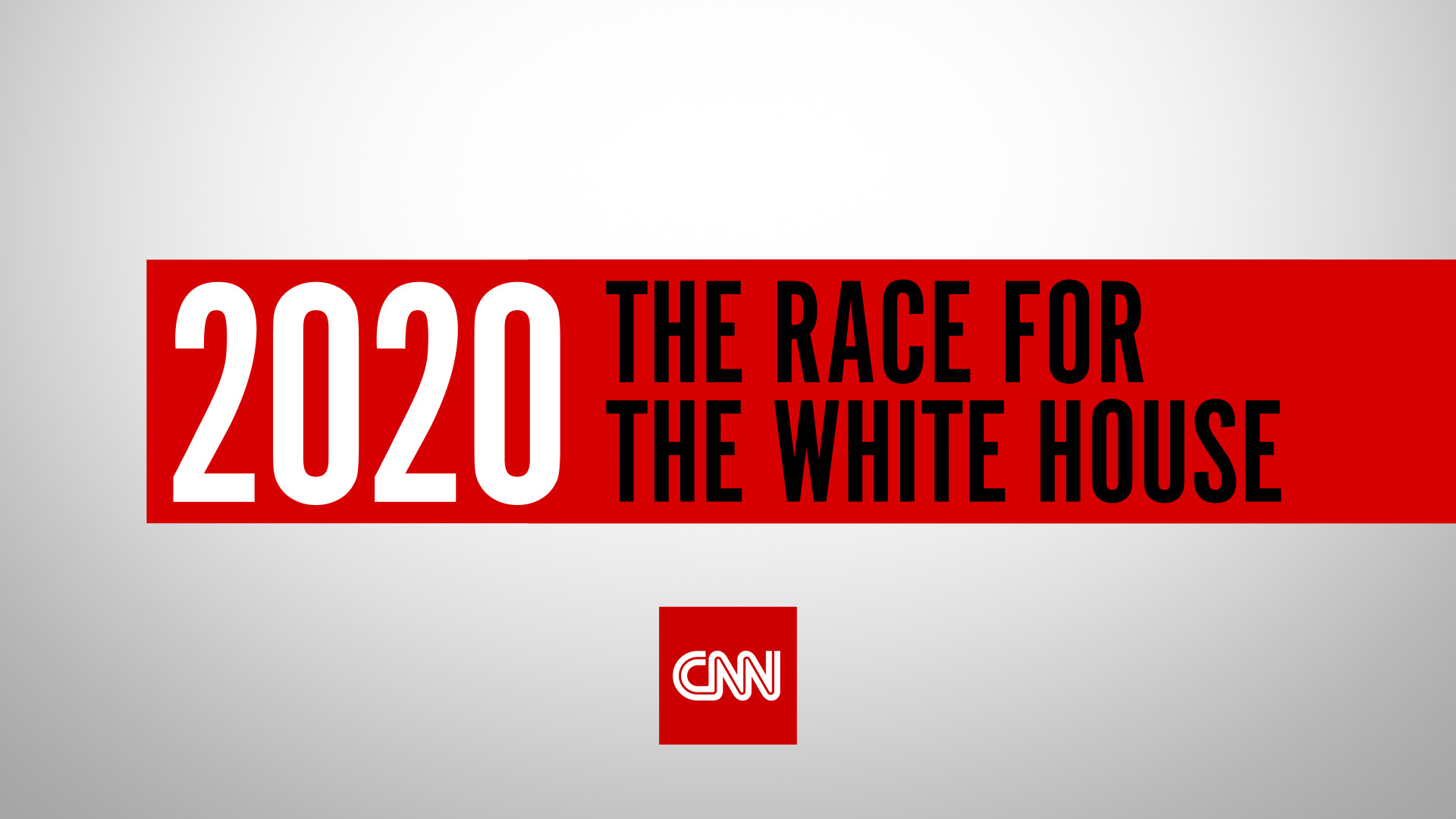 CNN 2020 Election Promotional Package