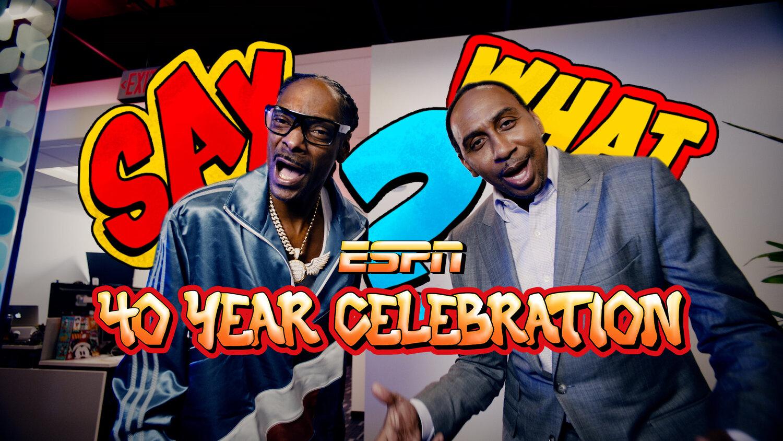 ESPN 40th Celebration