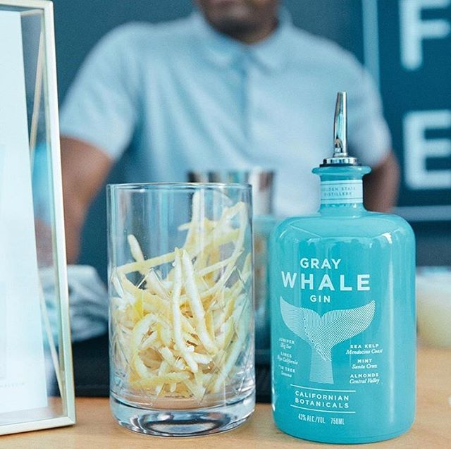 It was a pleasure working with @graywhalegin at The Giving Keys Pride event. #luckybrand #befree #thegivingkeys