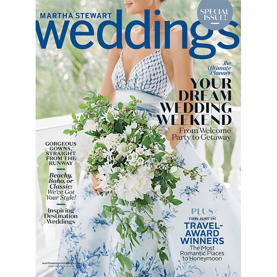 MARTHA STEWART WEDDINGS PLANNER LISA VORCE