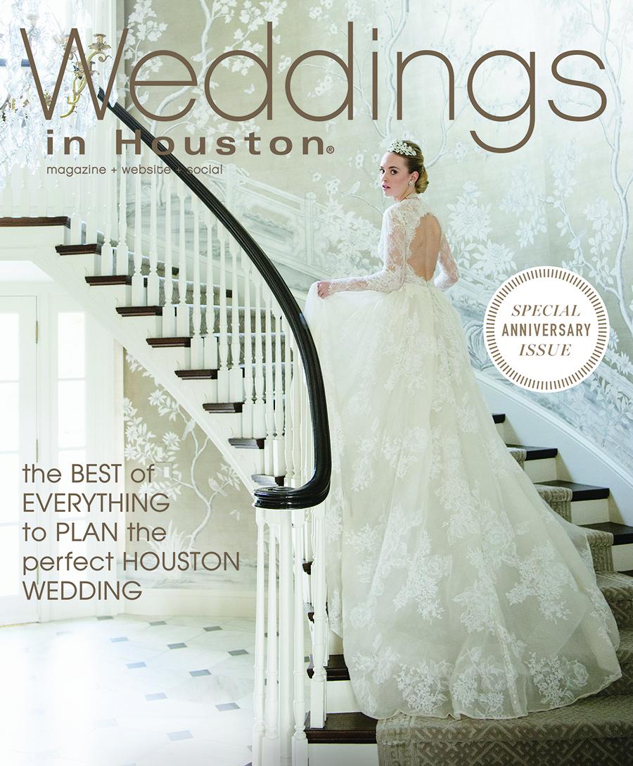 LISA VORCE WEDDINGS IN HOUSTON MAG