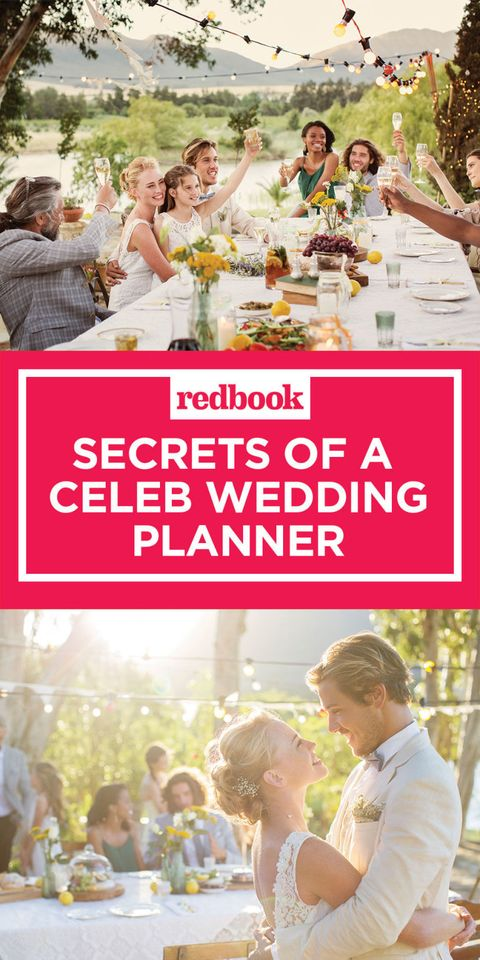 CELEBRITY WEDDING PLANNER LISA VORCE SECRETS