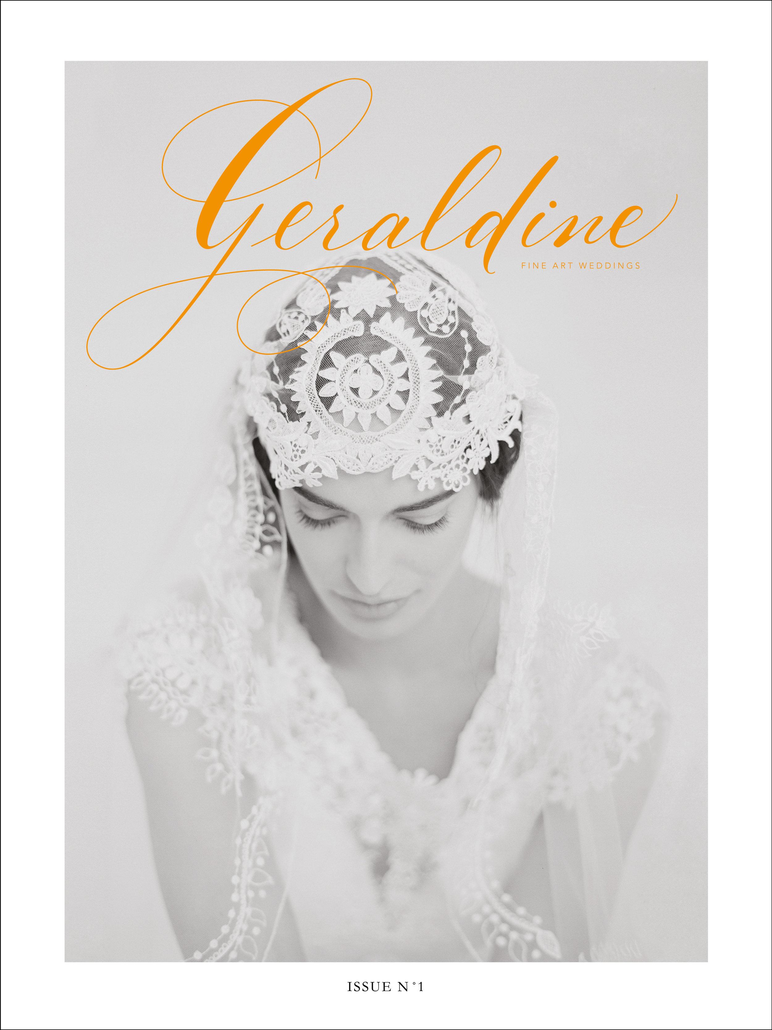 GERALDINE MAGAZINE LISA VORCE WEDDING MEXICO