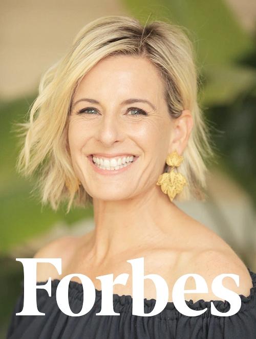 FORBES INTERVIEW LISA VORCE