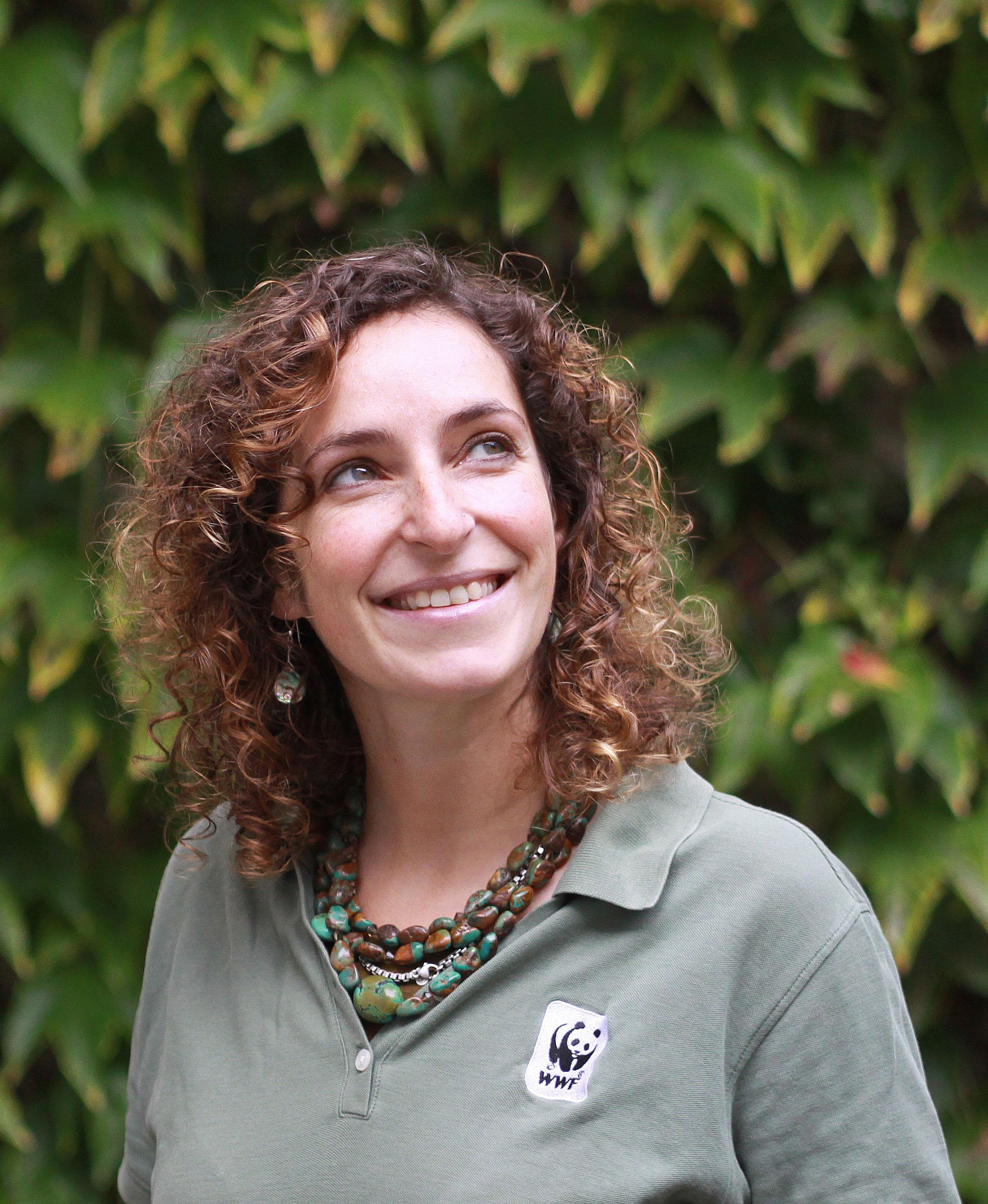 Aurélie Shapiro - Emotional Investor, WWF-Germany