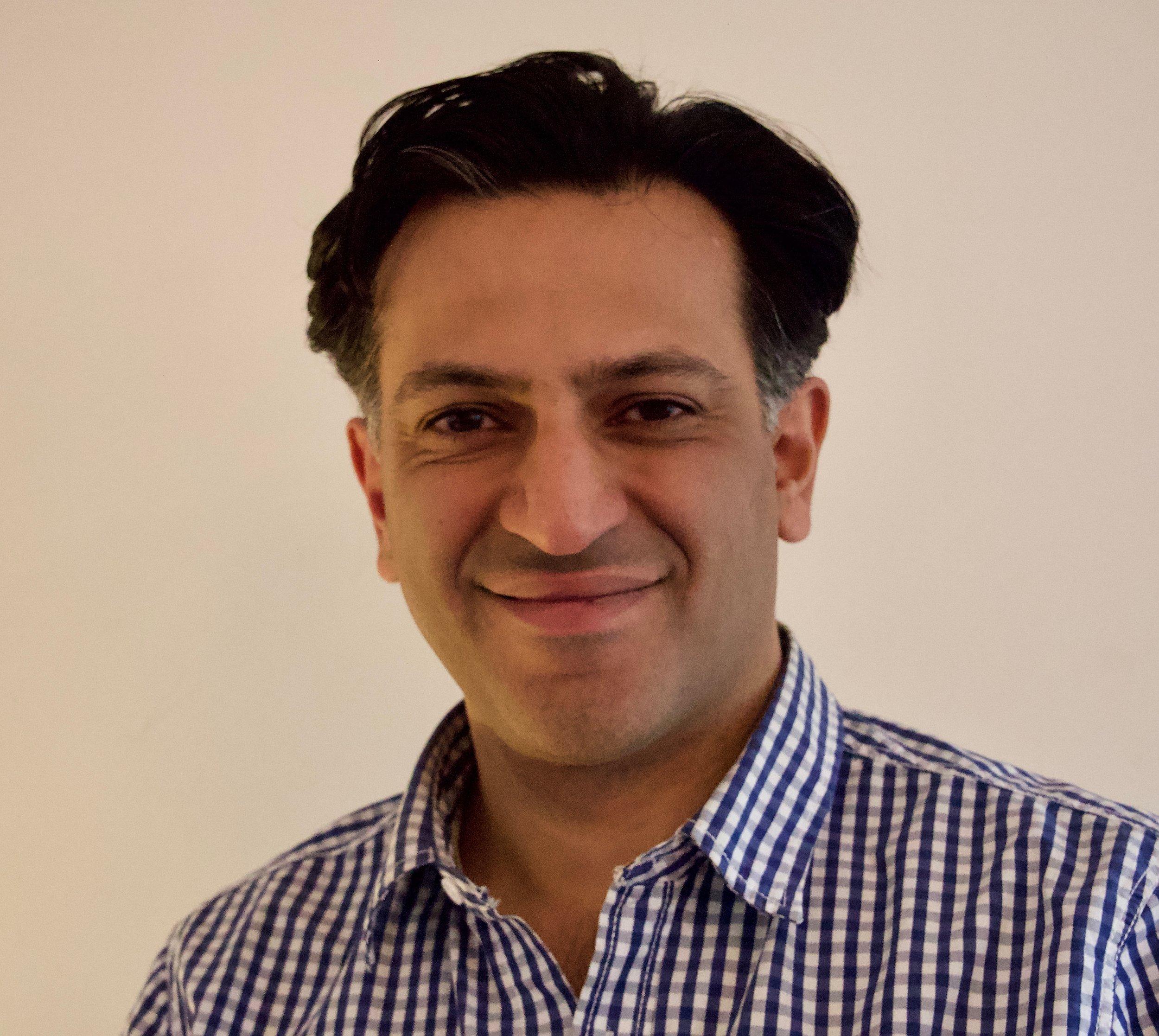 Ravi Kapur, Space Entrepreneur, Imperative Space
