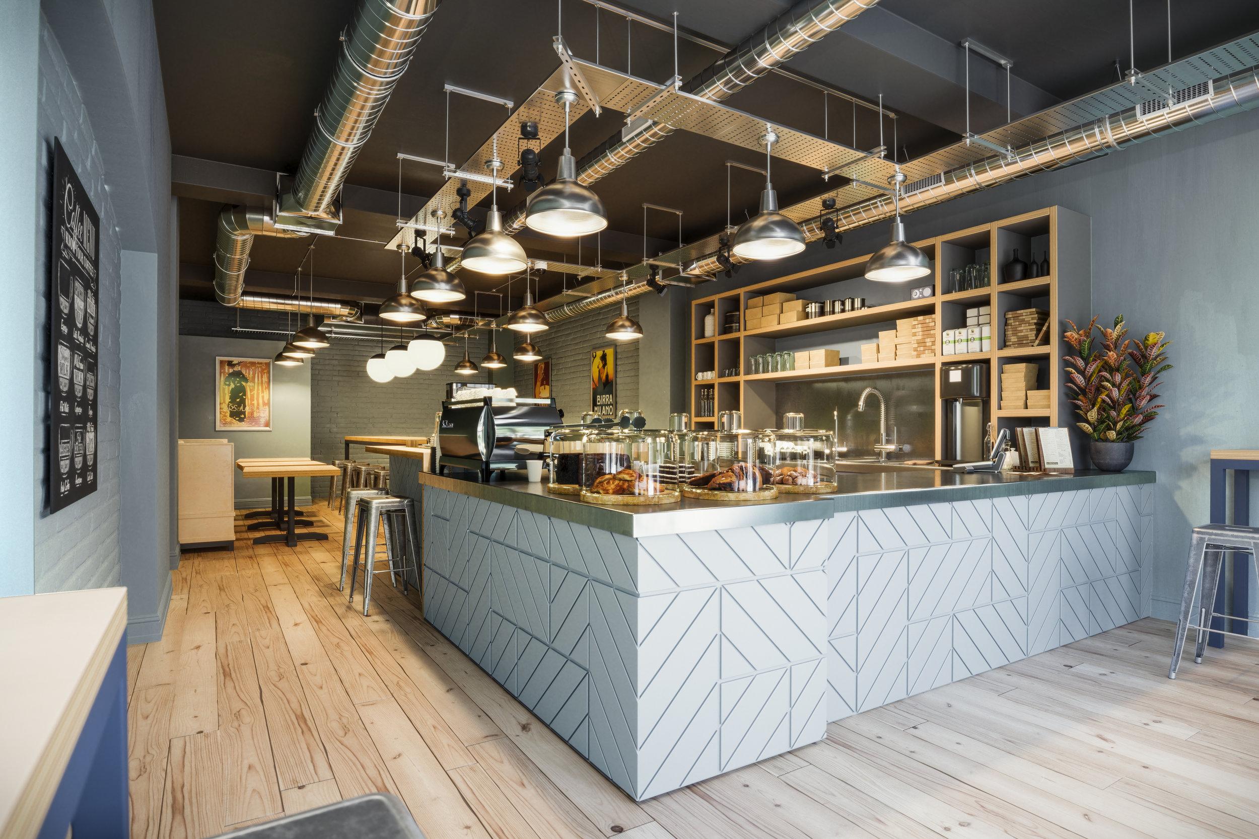retail interior -