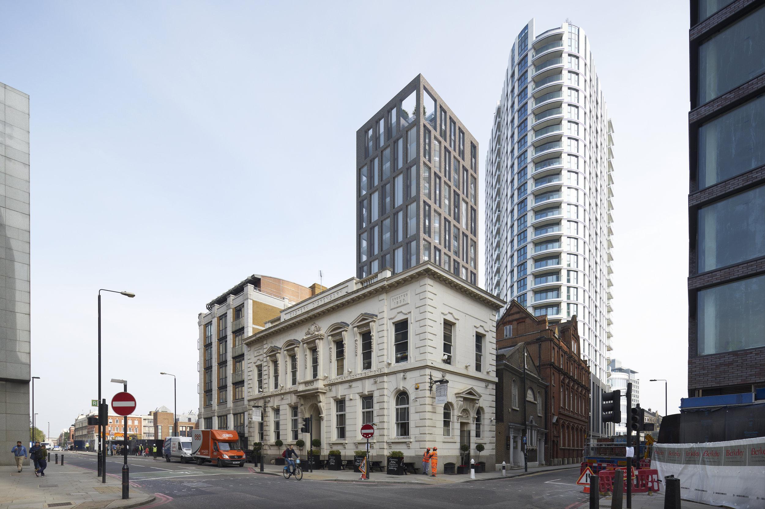 Enterprise house Whitechapel -