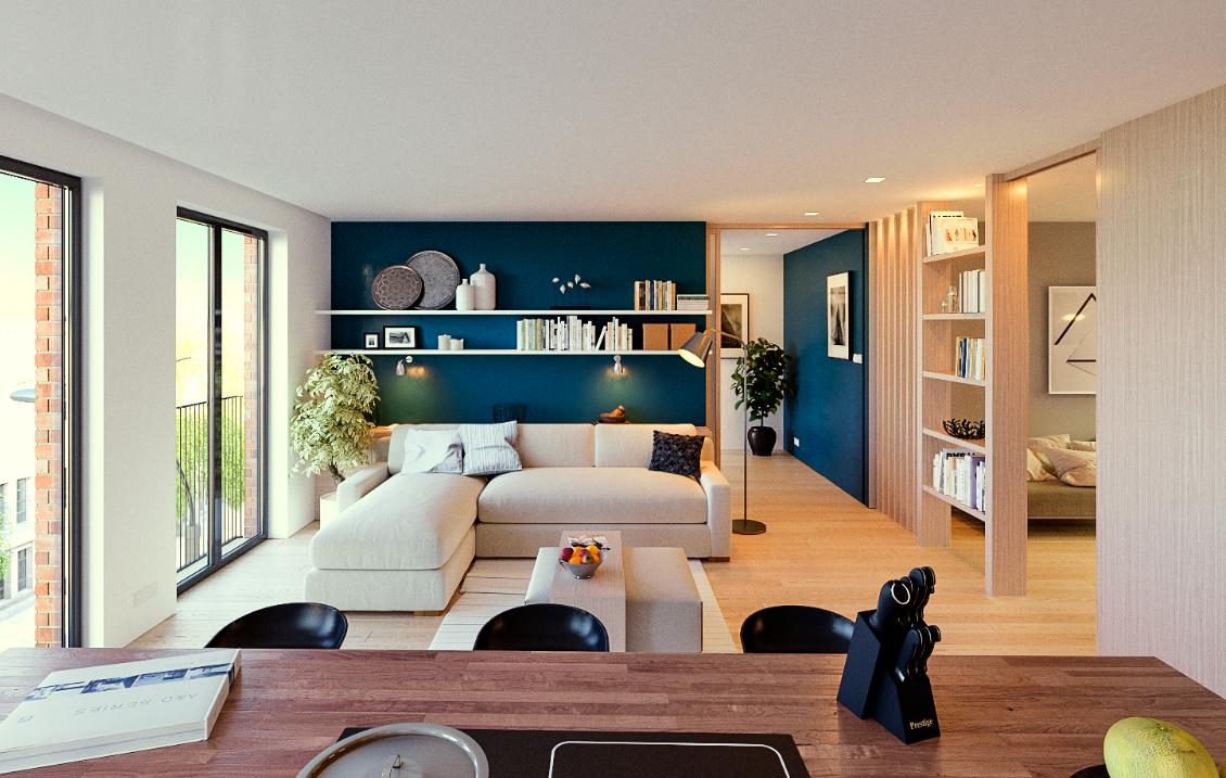 urban apartment -