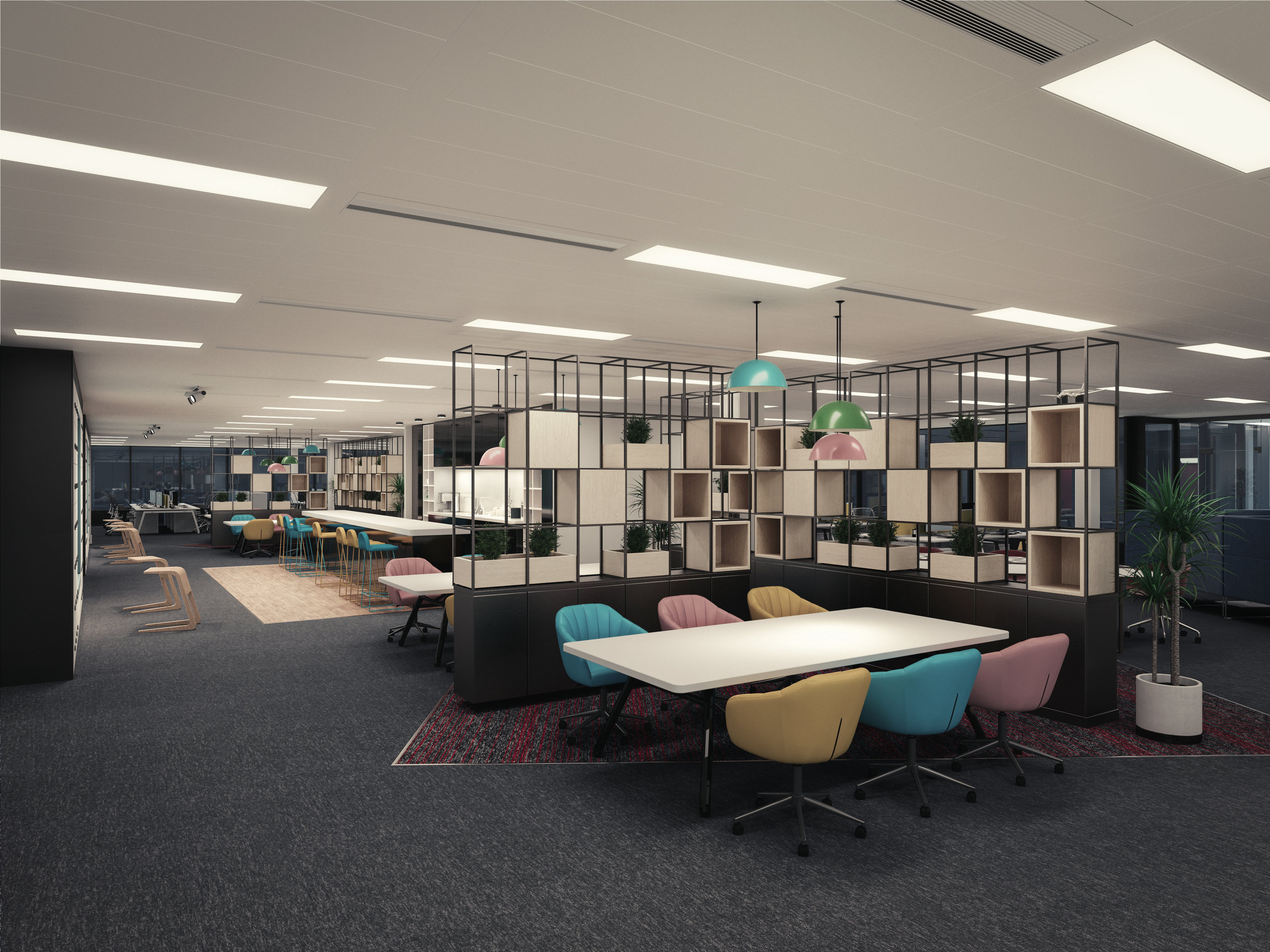 OfficE reimagined -