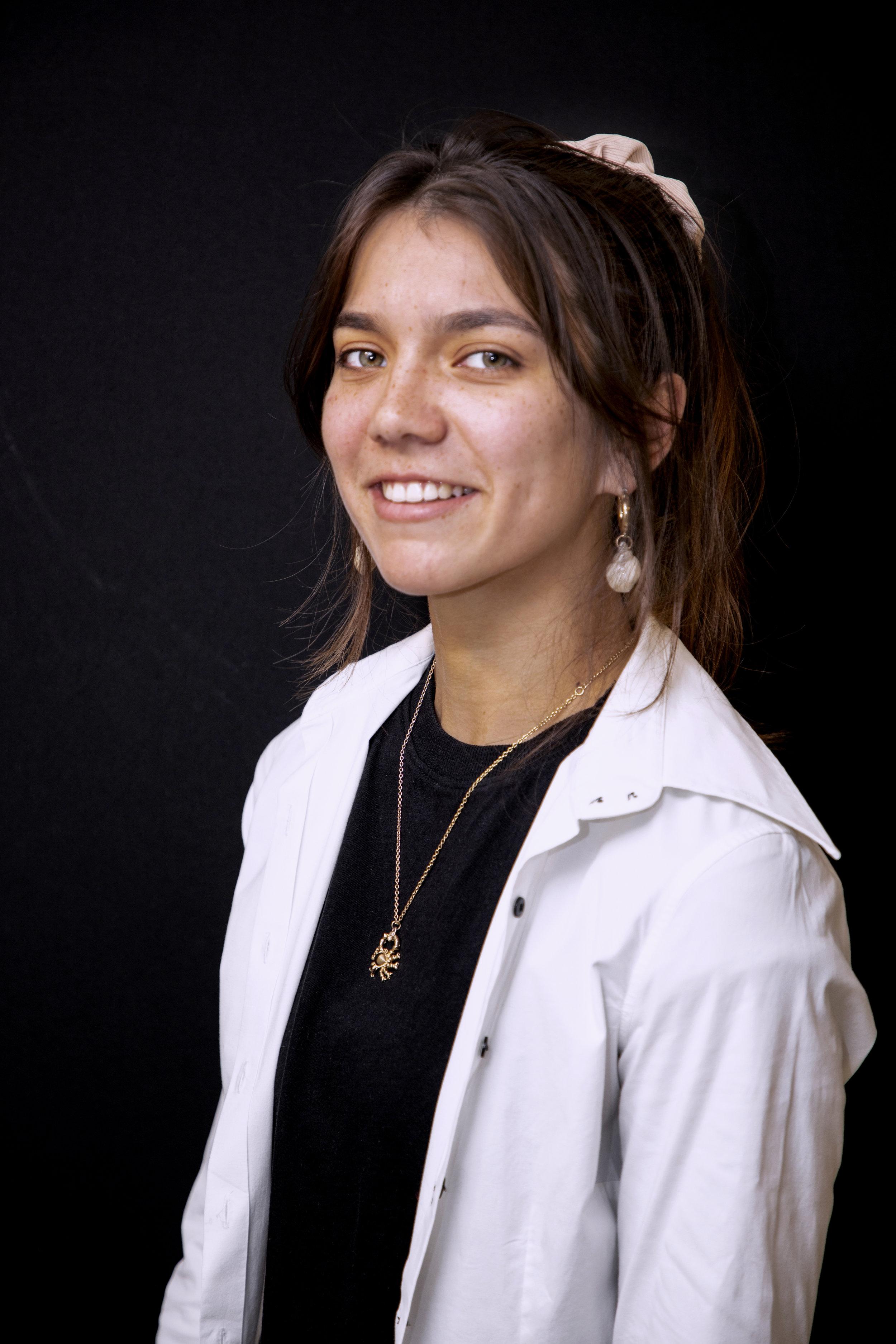 Stephanie Pereira - Junior Visualiser