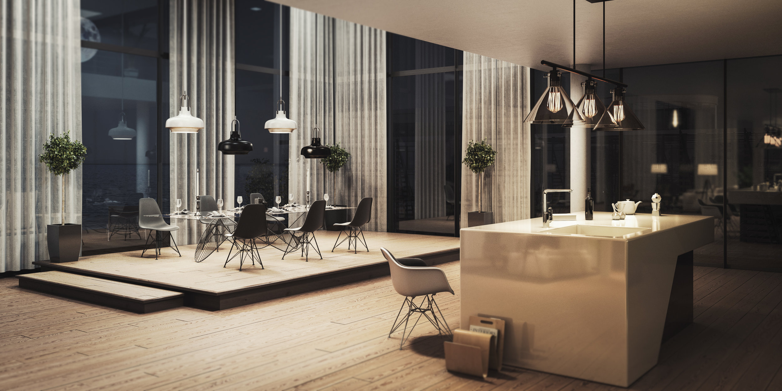 Penthouse Suite -