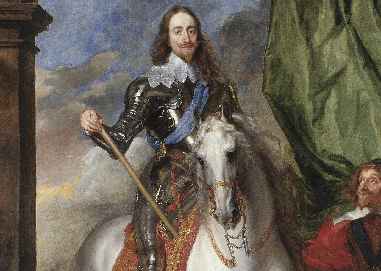 """Vanity Fair: 'Killers of the King' - """"Killers of the King: The Men Who Dared to Execute Charles I, is a dark tale of the consequences faced by the 59 men who brought about the death of Charles I, in 1649, by signing his death warrant."""""""