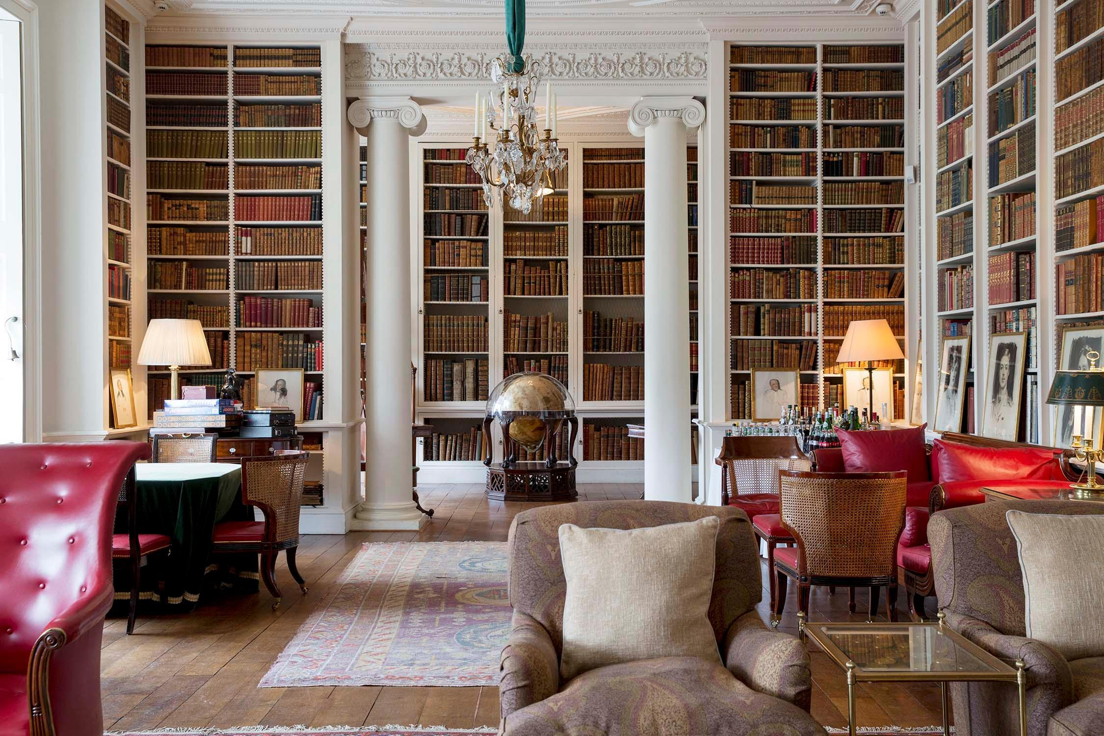 The Times: Interview - Charles Spencer on his cure for jet lag and maintaining Althorp Park