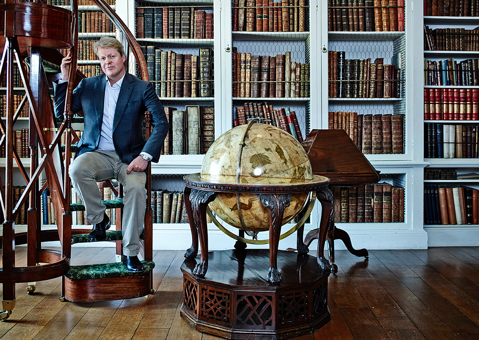 Author and Historian - From Oxford University and American Television, Charles Spencer came to writing books. While his first two were on his family history, he now recounts thrilling non-fiction adventures in his best-selling history books.