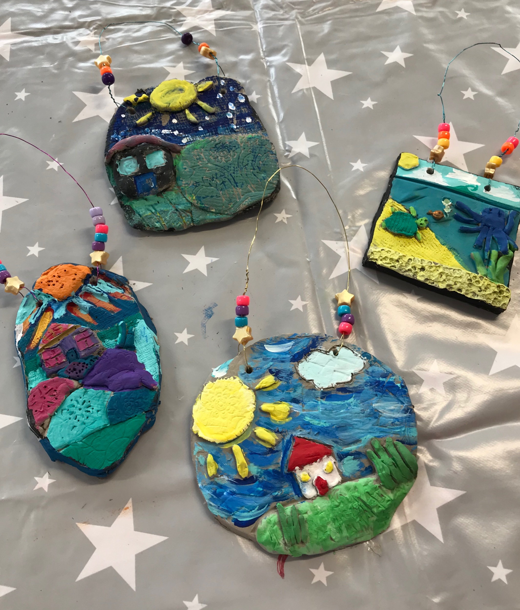 Clay Landscapes
