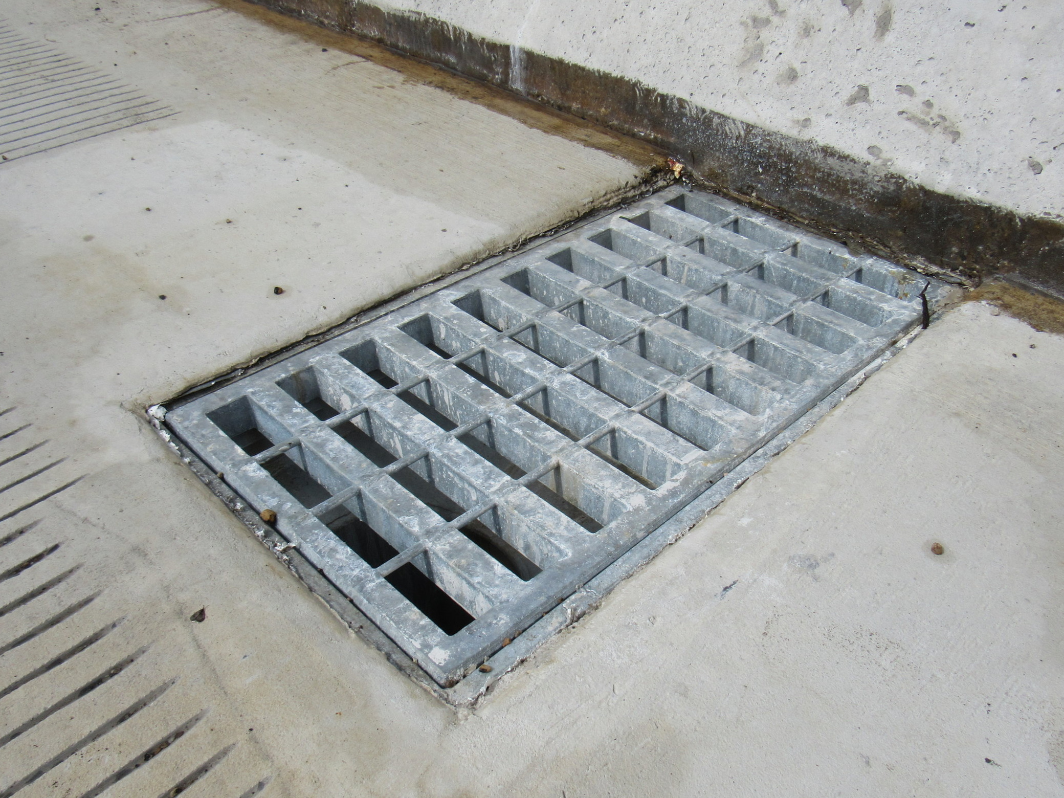 Bridge drainage - Scuppers, Curb Drains, Downspouts, Drain Boxes and more…