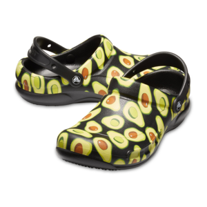 Crocs Bistro Graphic Clog Sabot Femme