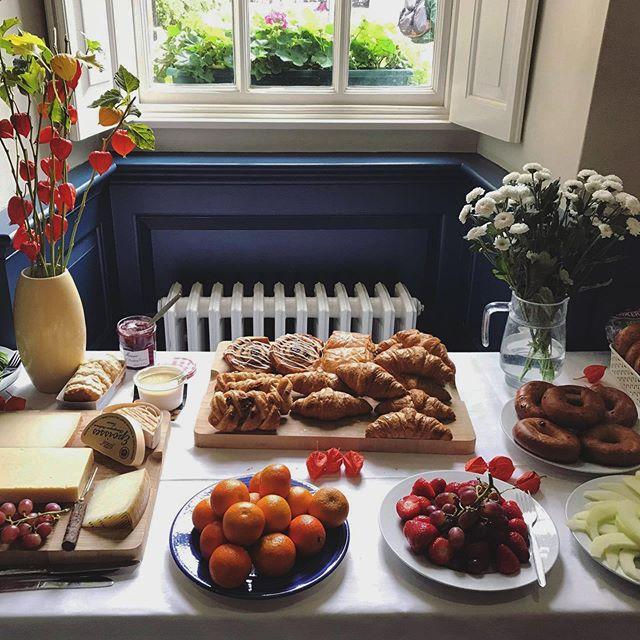 Sunday is brunch day! #peterhousemcr #peterhouse #cambridge #bestmcrincambridge