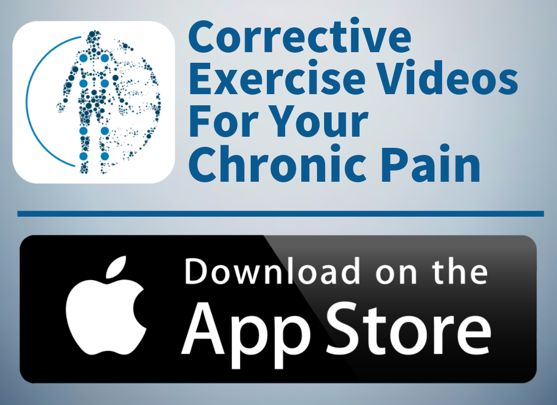 Access Corrective Videos For Your Chronic Pain
