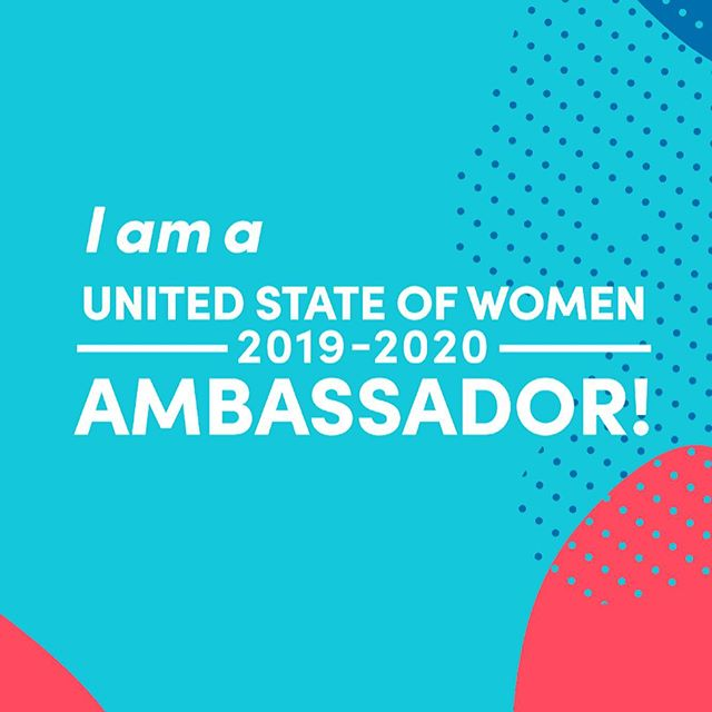 @USOWomen is a national organization dedicated to convening, connecting, and amplifying voices in the fight for full gender equity. I am so excited to have been selected to be part of USOW's second class of Ambassadors to represent New York! Let's get to work! theunitedstateofwomen.org/ambassadors