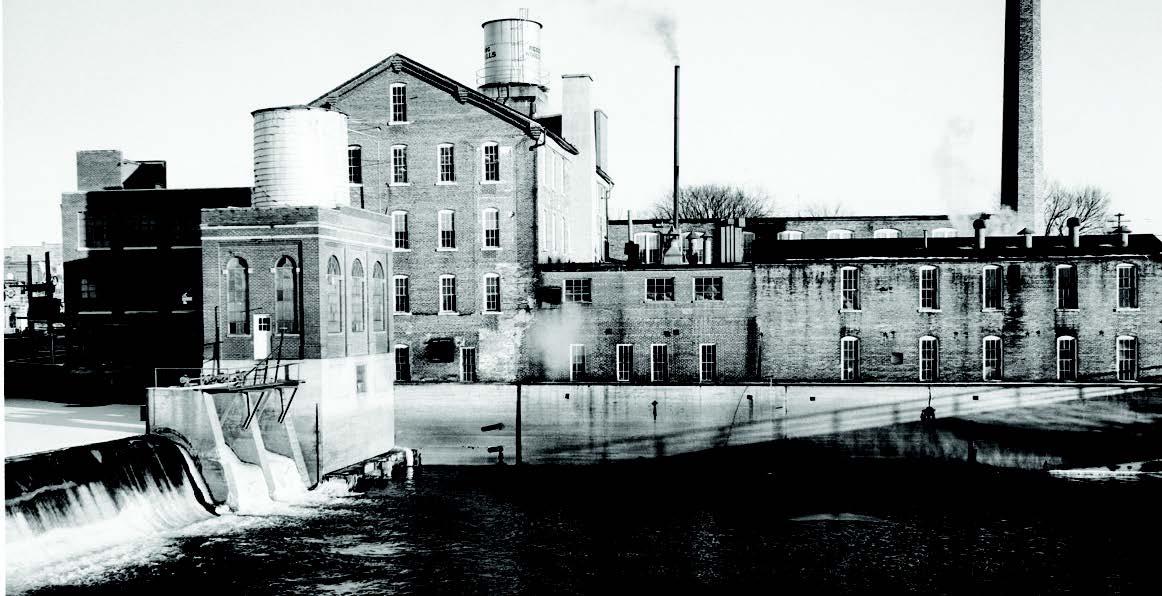 Reedsburg Woolen Mill.