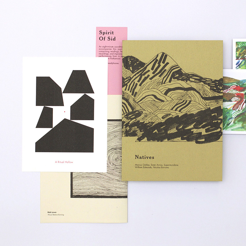 'Natives' residency programme publication