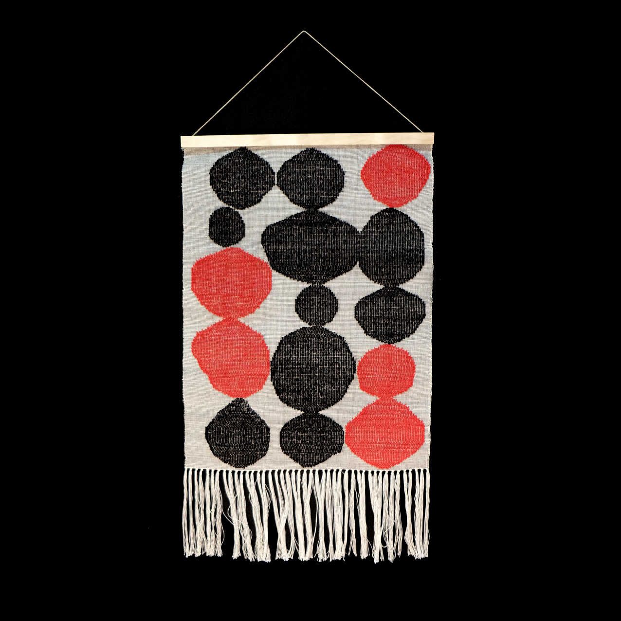 Cotton / linen wall hanging