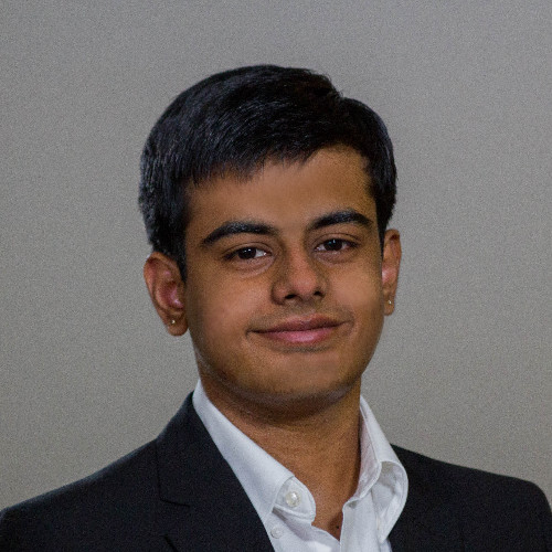 Vishal Narisimhan    — Technical Advisor   Computer Engineering undergraduate refining our machine learning models to isolate regions for measurement