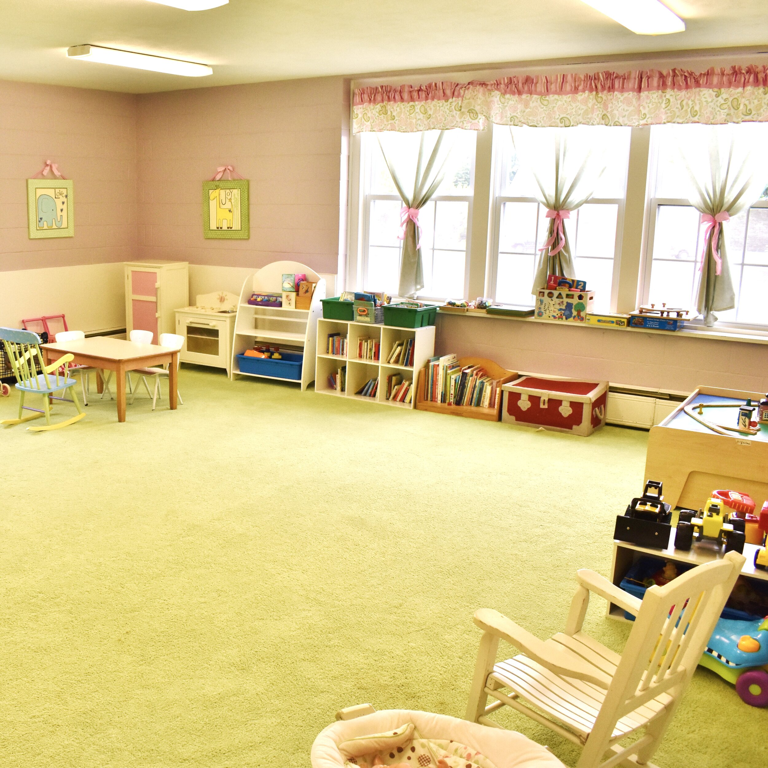Infant and Children's Nursery