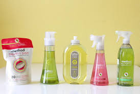 Clean greener! Many cleaning products are toxic to our health! Choose non-toxic cleaners.