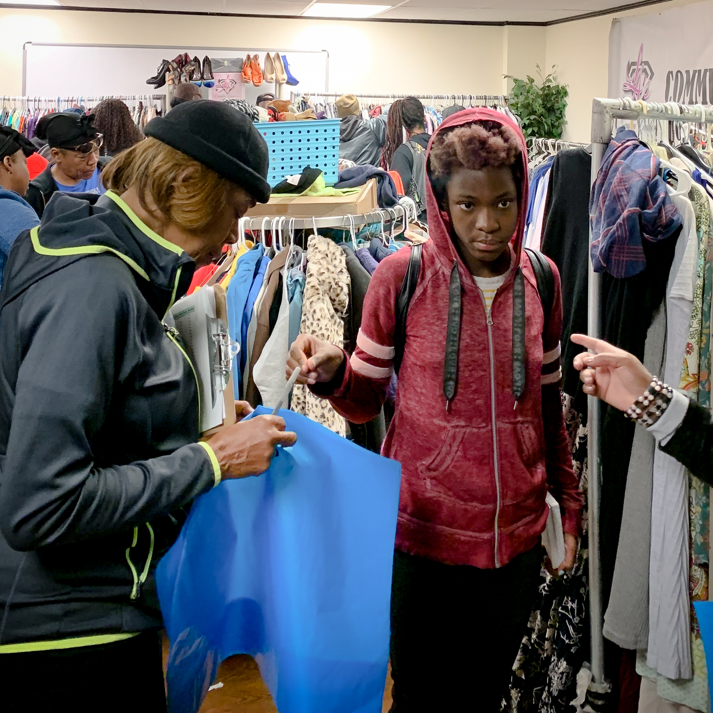 Clothing Depot