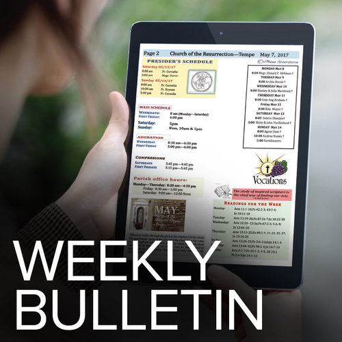Parish Community Bulletins