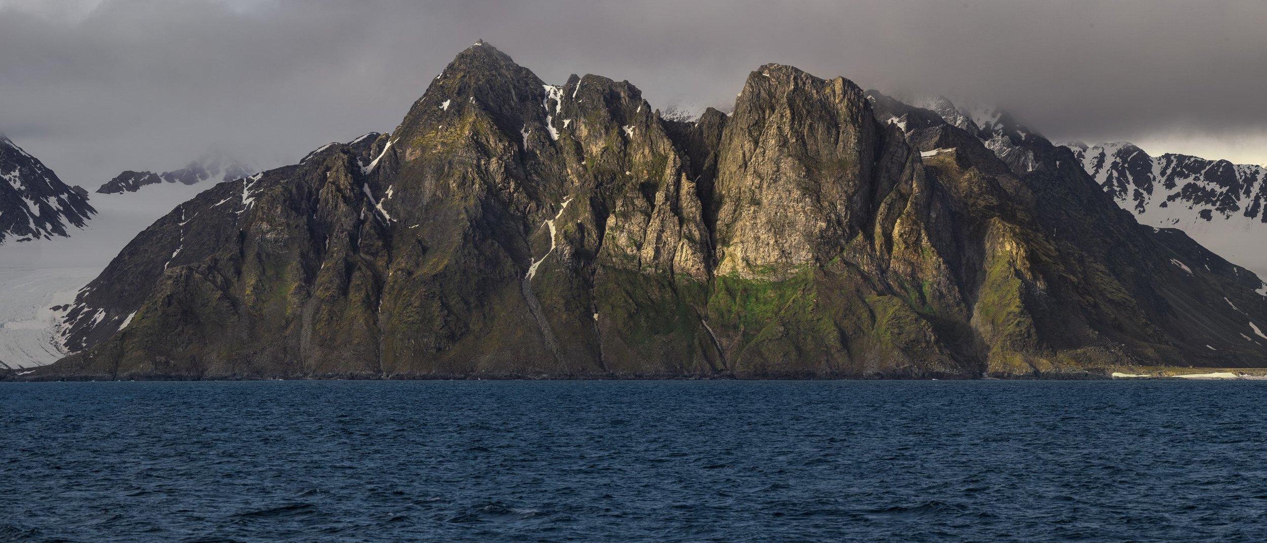 Nordvest-Spitsbergen National Park Panorama
