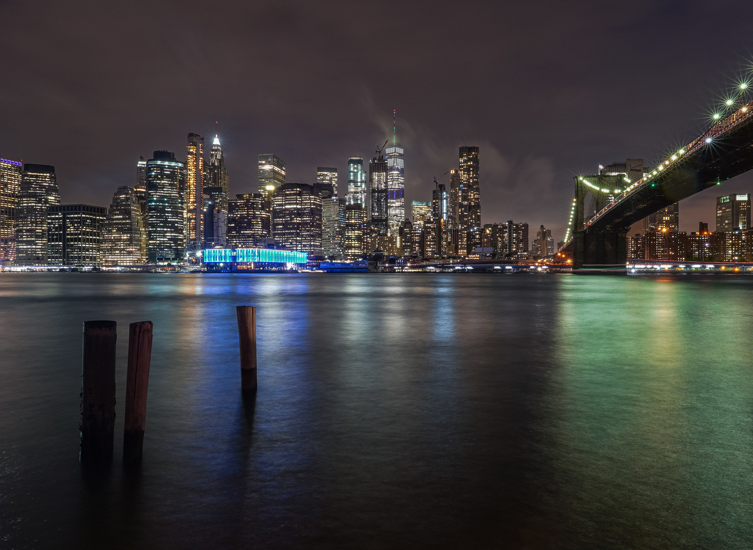 """Sony 16-55 at 16mm - 30"""" f/11 ISO 100"""
