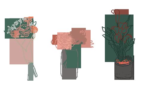Services Bursting Blooms