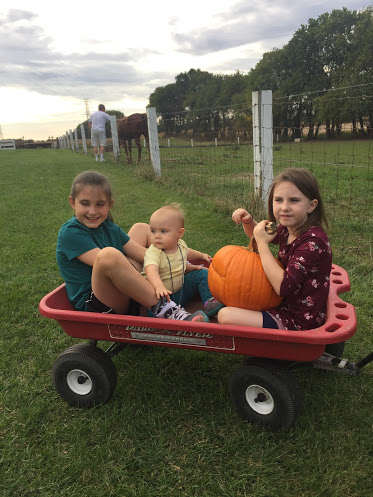 Mary, Claire and Lucy at the Pumpkin Patch.jpg