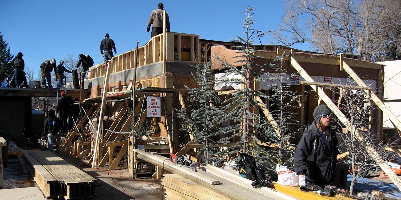 Historic District Remodel | Santa Fe, NM