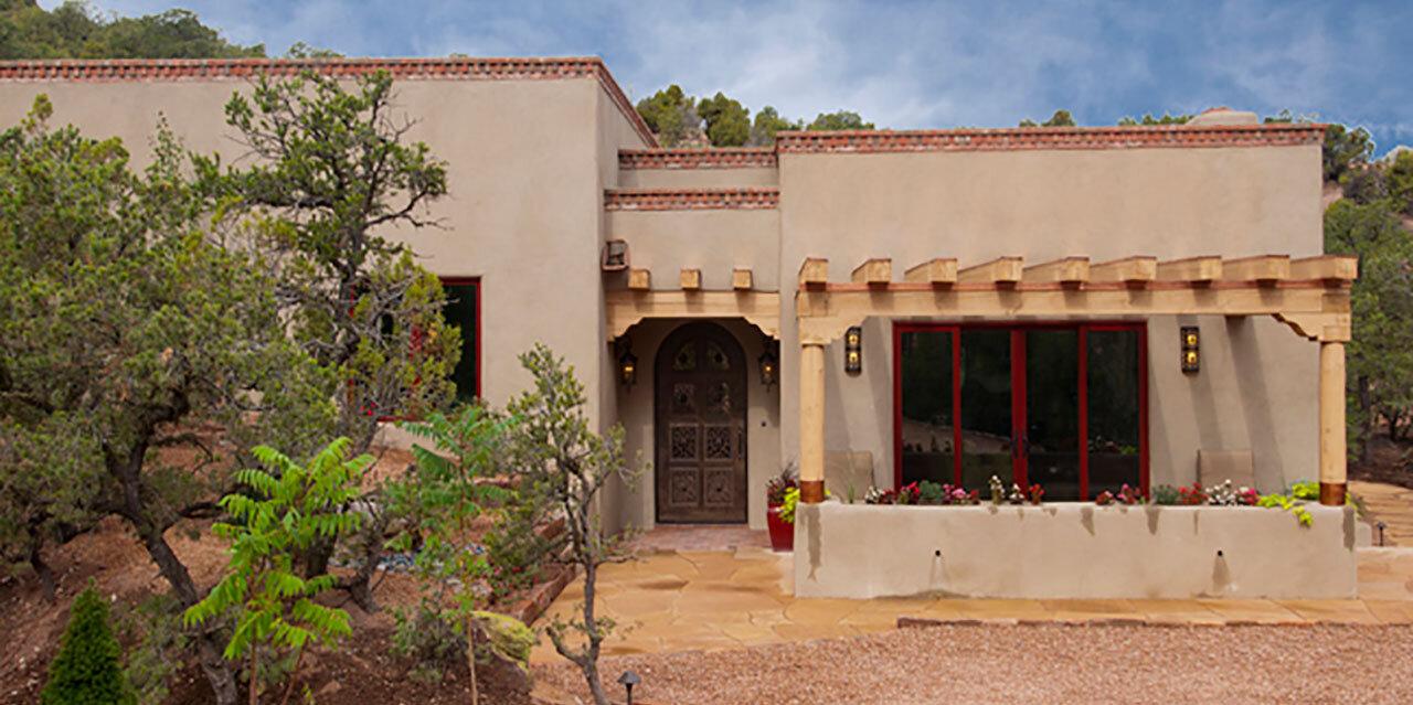 Monte Sereno Guest House | Santa Fe, NM
