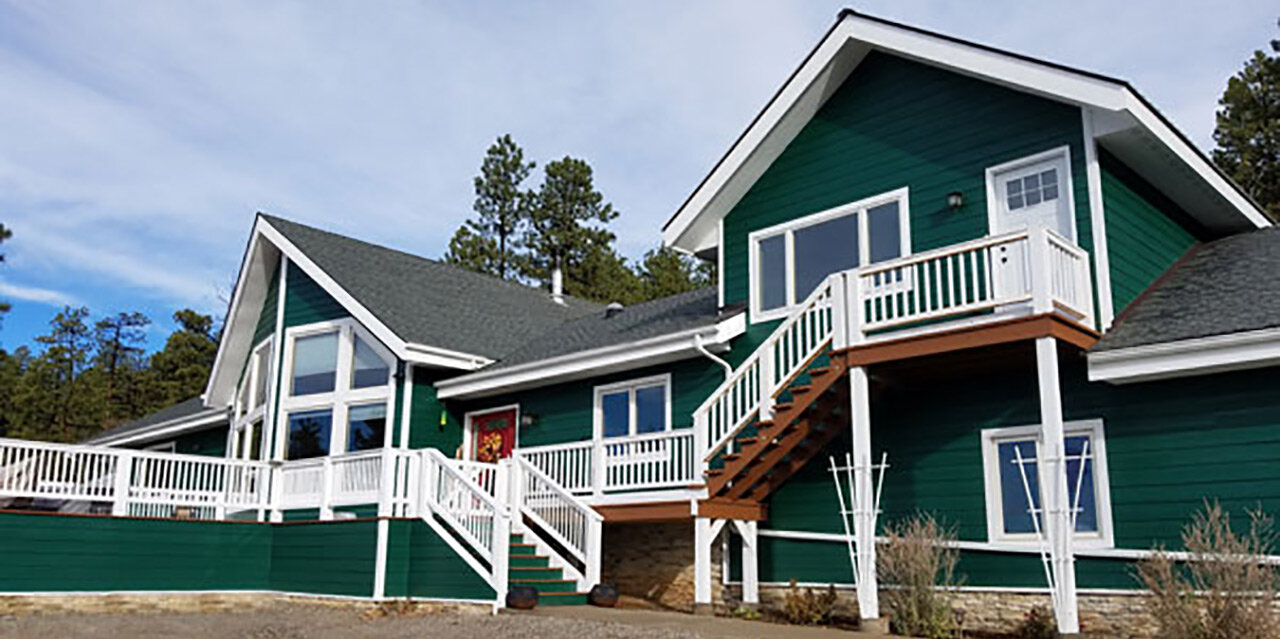Separate Office Space Addition | Durango, CO
