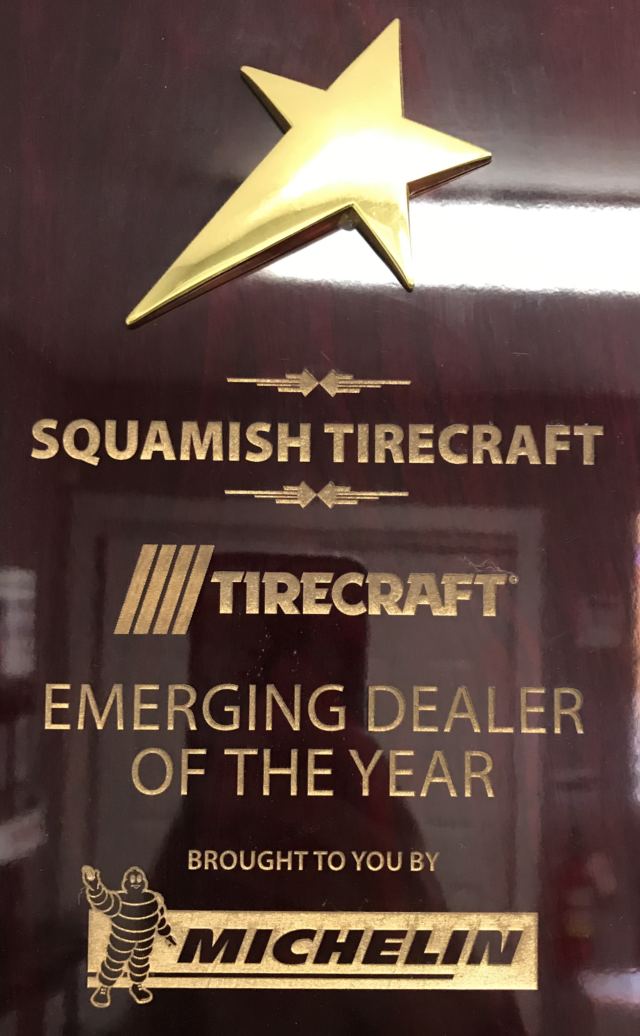 Dealer of the Year - Good 2 Go Tirecraft Auto Centre