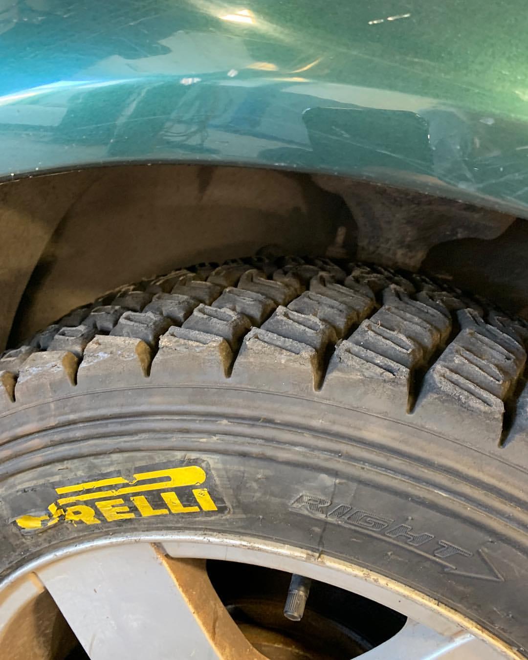Rally Ready VW Golf Tires - Good 2 Go Tirecraft Auto Centre