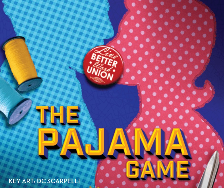Youth Shadow Production! - This is a unique opportunity for youth to audition for a professional-level production of THE PAJAMA GAME alongside 42nd Street Moon's main stage production.