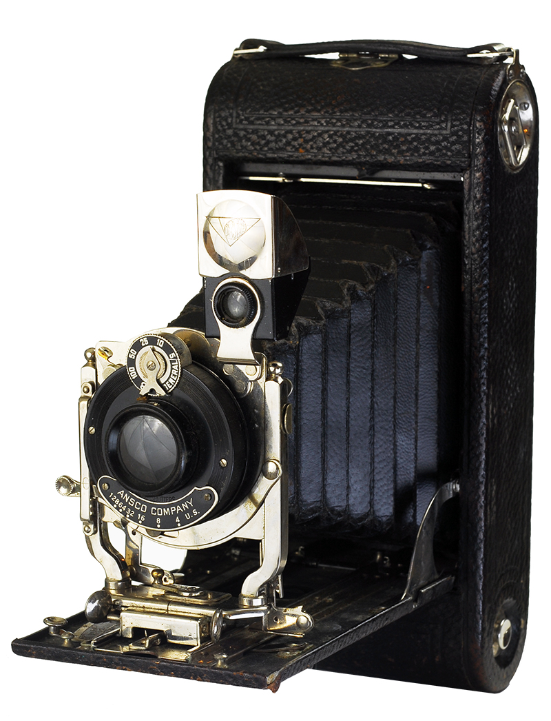 Ansco No 3 Folding 1912 - 800.jpg