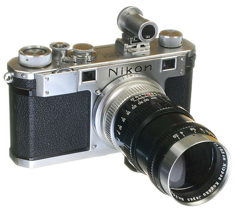 Nikon S with 135mm lens and 135 viewfinder - 800.jpg