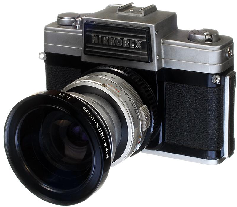 Nikkorex II with WA Lens.jpg