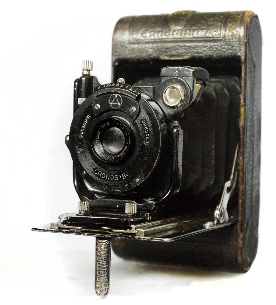 Ernemann Bob – Circa 1924