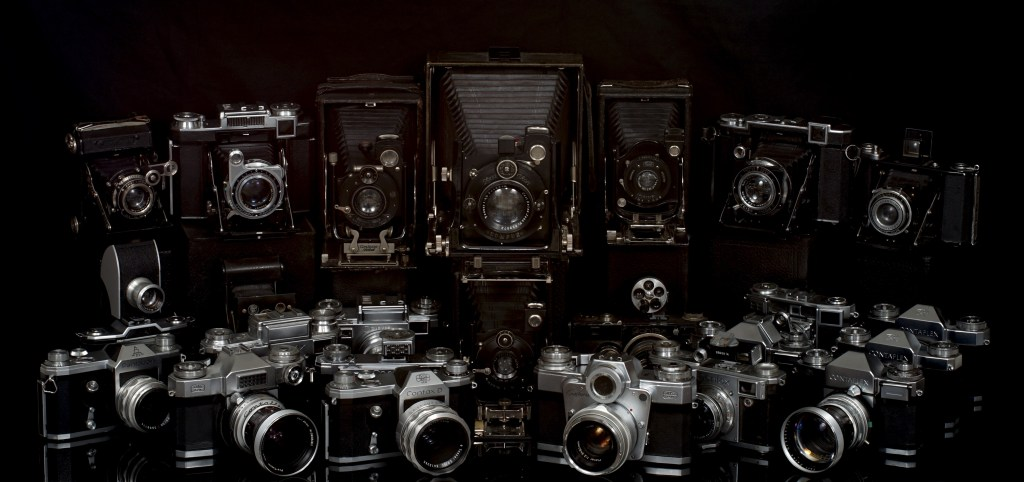 Our Collection of Zeiss-Ikon Cameras