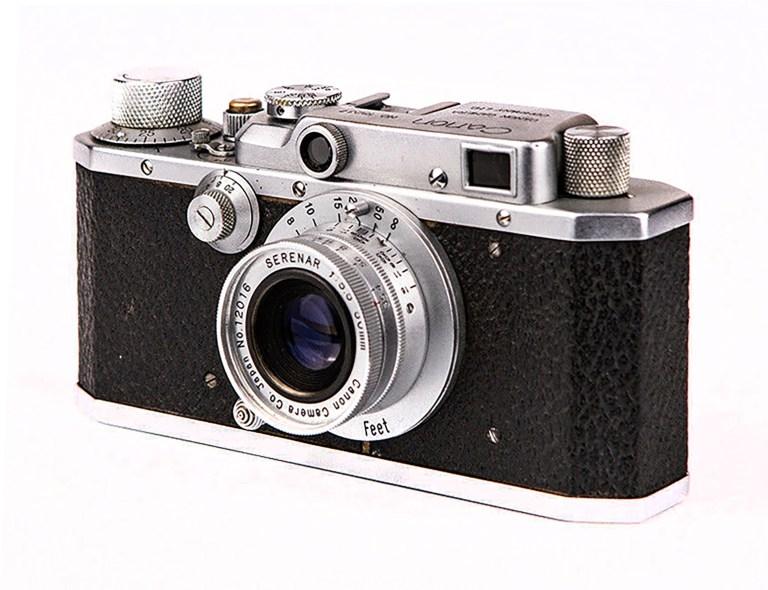 Canon S-II – Serenar 50mm f/3.5 – Circa 1947
